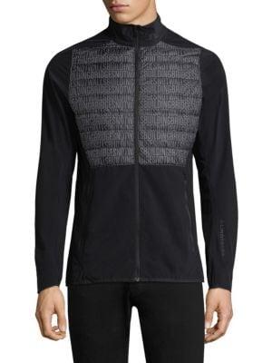 Lux Softshell Hybrid Jacket