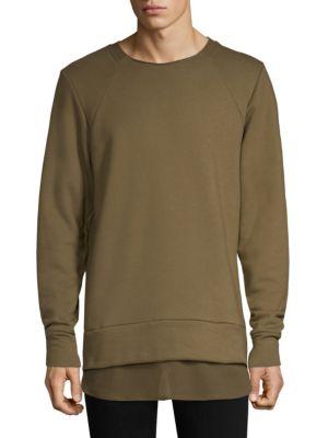 Army Crewneck Sweater