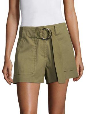 BECKEN Lightweight Canvas Riding Pocket Shorts