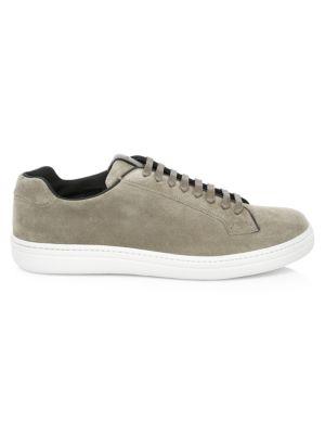 Mirfield Suede Low-Top Sneakers