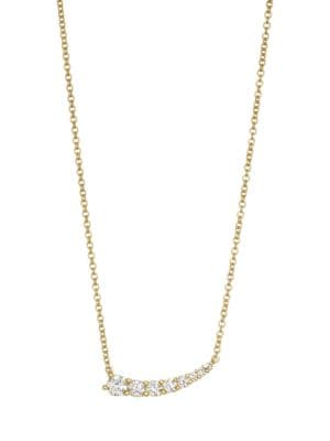 tennis necklaces bn diamond half ebay pendants graduated white s b way gold round necklace fine