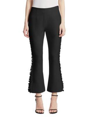 Yael Ruffle Pants