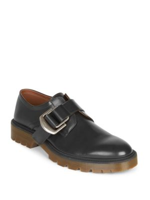 Classic Leather Derbys