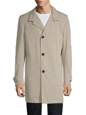STRELLSON Slim-Fit Sonik Trench Coat