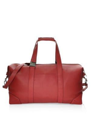 URI MINKOFF Waverly Leather Weekender