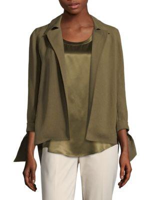 GRANT ALTRUISTIC CLOTH JACKET