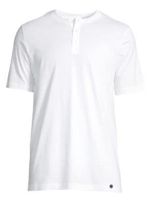 Night & Day Short Sleeve Henley Shirt