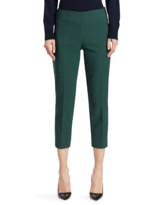 Audrey Jacquard Pants