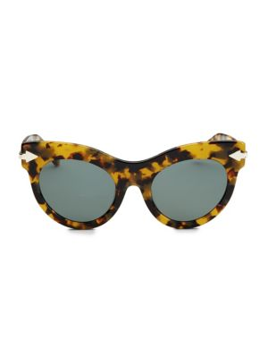 Miss Lark 52MM Cat Eye Sunglasses