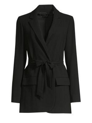 Dikla Tie Jacket from Saks Fifth Avenue
