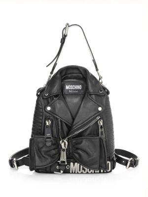 Biker Convertible Backpack