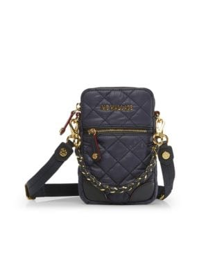 Quilted Micro Crosby Crossbody