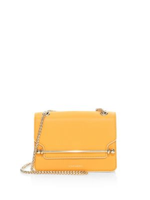 East/West Mini Edge Paint Crossbody by Strathberry