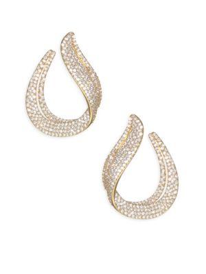 Front-to-Back Hoop Earrings