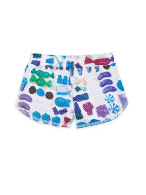 Little Girl's Candy Shorts