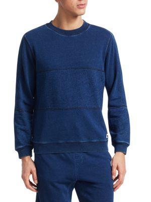 Fleece Crewneck Sweater