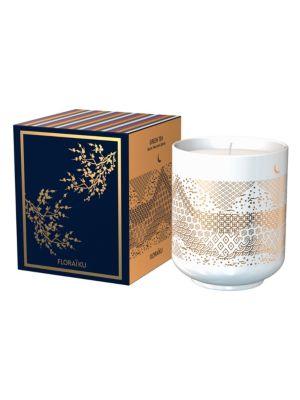 Green Tea Tea-Cup Candle/4.6 oz.