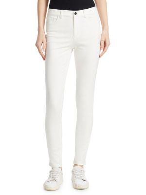 Bistretch Five-Pocket Skinny Pants