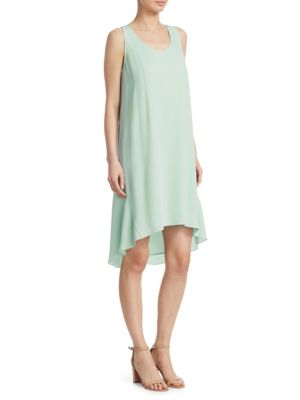 Adlerdale Silk Shift Dress