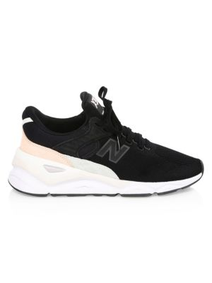 X90 Suede Mesh Sneakers by New Balance