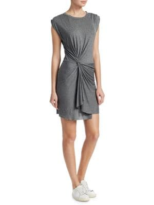 Elsie Twist T-Shirt Dress