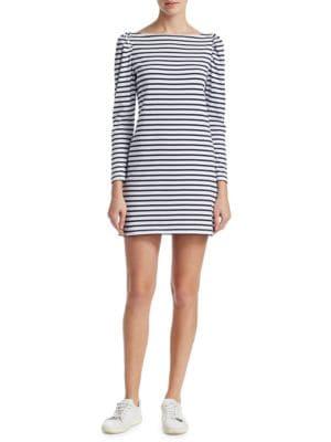 Stevens Stripe T-Shirt Dress