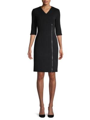 Deazema Jersey Twill Dress