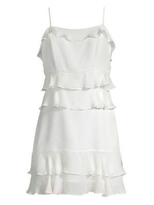 Kristie Ruffle Dress