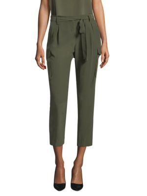 Roxy Silk Cargo Pants by L'agence