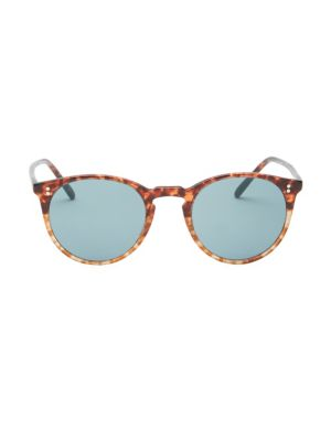 O'Malley 48MM Cat Eye Sunglasses