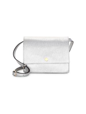 OAD Mini Leather Messenger Bag