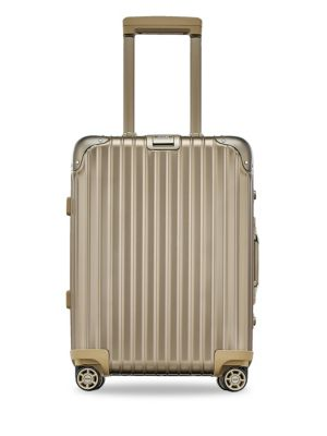 Titanium Four-Wheel Luggage