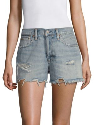 Sophia Cutoff Shorts