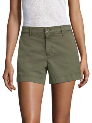 Caden Cotton Shorts