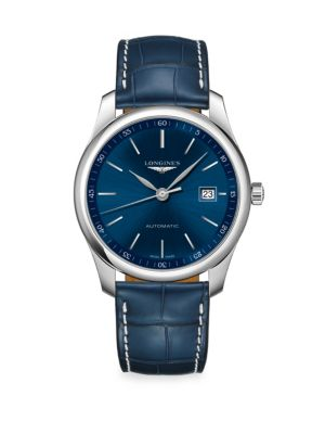 Master Collection Blue Dial 40MM Automatic Watch