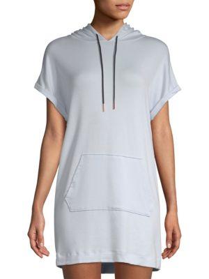 BEYOND YOGA | Its All Hoodie Dress | Goxip
