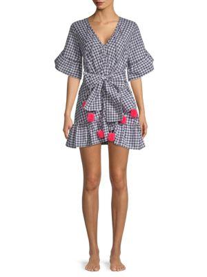 SUNDRESS Suzy Gingham Dress