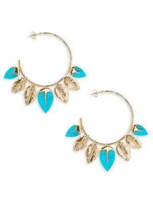 Thalitha Hoop Earrings