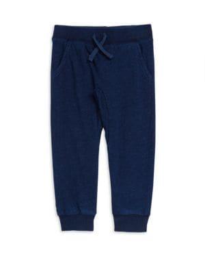 Little Boy's & Boy's Jogger Pants