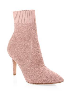 Gianvito Rossi Granata Sock Booties