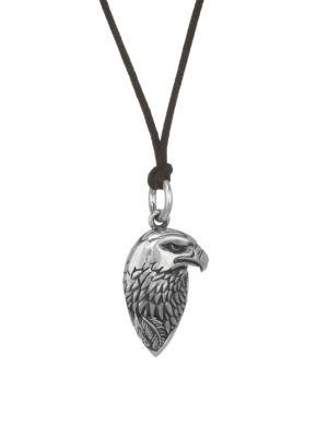 KING BABY STUDIO Eagle Pendant Necklace