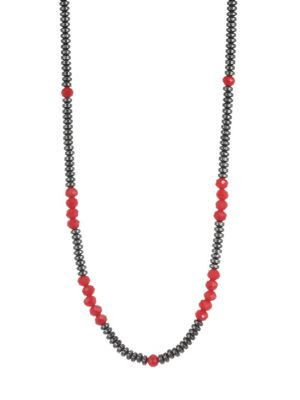 American Voices Glass Bead Necklace