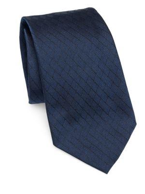Silk Diamond Tie