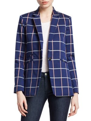 Ridley Checked Jacket