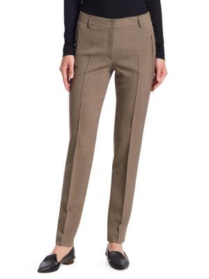 Houndstooth Jersey Pants