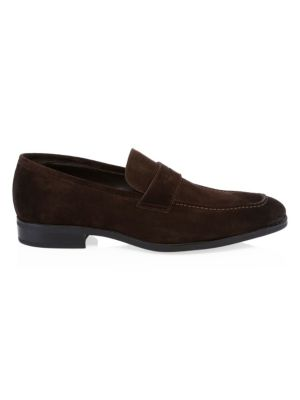 TO BOOT NEW YORK Raleigh Suede Loafers