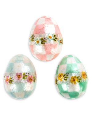Pastel Floral Eggs