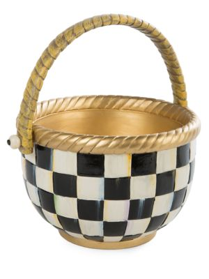 Courtly Check® Basket