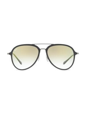 RB4298 57MM Aviator Sunglasses