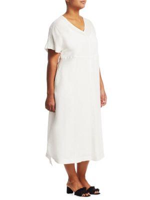 Dedicare Linen Dress